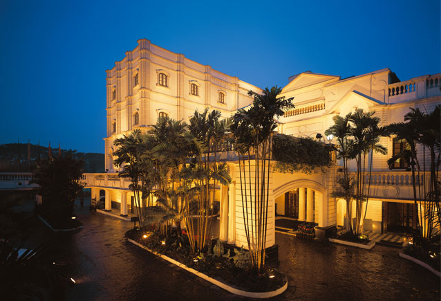 The Oberoi Grand Hotel Kolkata