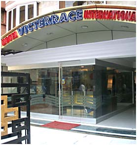 Victerrace International Hotel Kolkata